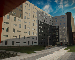 Ecole de Technologie Superieure <br> Students housing